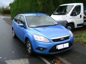 ford focus sport tdci diesel blue 2011 HPI CHECK 11 reg