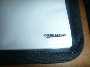 2x Case Logic CD/DVD Cases Holders West Island Greater Montréal image 4