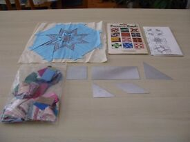 Patchwork templates and accessories