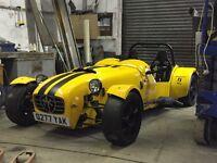 Mk indyblade kit car