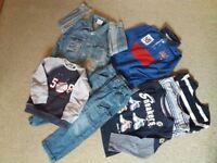 Boy age 3-4 (7 pieces) bundle