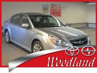 2012 Subaru Legacy 2.5i Convenience Package (CVT)