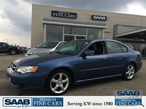 2007 Subaru Legacy AWD Sunroof Alloys ONLY 85K looks and drives