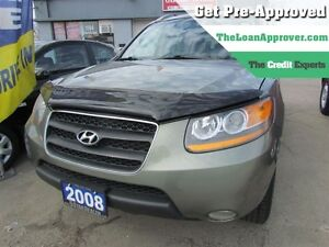 2008 Hyundai Santa Fe GLS 3.3L | HEATED SEATS | London Ontario image 1