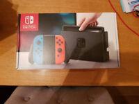 Nintendo Switch Brand New & Sealed