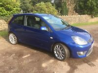Ford Fiesta st in immaculate condition