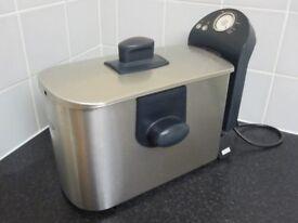 Breville Stainless Steel Professional Deep Fat Fryer