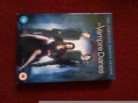 Vampire diaries complete season four dvds