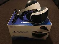 Playstation VR (PSVR) - Boxed and New condition.