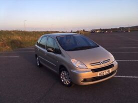 CITREON XSARA PICASSO FOR SALE! MOT, AIR CON, BLUETOOTH, AUX, USB, ELECTRIC WINDOWS ALL ROUND!