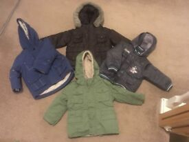 12-24 and 2-3 years old coats for sale