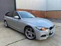 2013 BMW 3 SERIES 2.0 320D M SPORT TOURING ESTATE F30 F31 5DR DIESEL