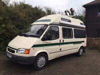 Ford Autosleeper Duetto Motorhome 2.5 Diesel August 2000
