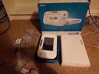 Nintendo Wii U 8GB Excellent Condition
