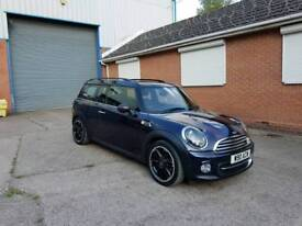 Mini clubman hampton 2011