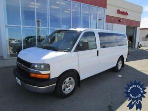 2013 Chevrolet Express G1500 1LT AWD 8 Passenger Van