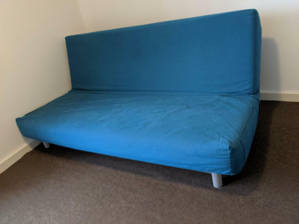 Wondrous Futon Sofabed Ikea Three Seat Sofa Bed Beddinge With Cover Double Bed Free Delivery In Lewisham London Gumtree Best Image Libraries Weasiibadanjobscom