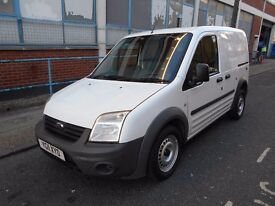 2011 FORD TRANSIT CONNECT 90T200 SECURITY LOCKS YEAR MOT AIRCON S/HISTORY ALARM