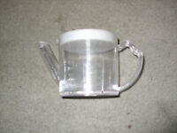 Gravy fat skimmer jug
