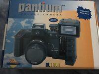 Vintage Pantium Deluxe Camera DL 1000