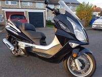 2014 cf moto jetmax 250 scooter touring sports