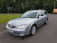 Ford Mondeo 2 litre tdci ghia x model, moted until end feb 18, 88k miles