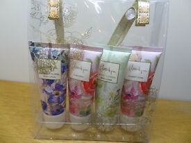 M&S Florentyne Body Treats - 75 ml each of Body Lotion, (2) Foam Bath (1), Shower Creme (1) BNWT