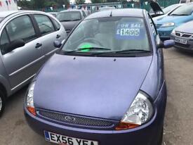 Ford ka 1.3 70.000k