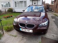BMW 520d estate quick sale