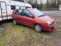 Renault scenic 1.9 diesel (2003) spares or repair