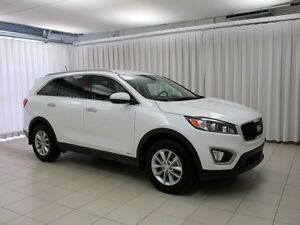 2017 Kia Sorento FEAST YOUR EYES ON THIS BEAUTY!! GDI AWD SUV w/