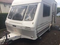 2 Birth Luna Ariva GT, Can only be Described as Mint Condition Throughout, 2000 Modal 100% Damp Free