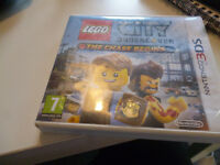 Lego City Undercover Nintendo 3DS Game