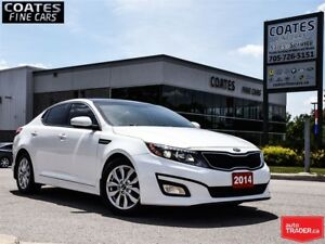 2014 Kia Optima EX~Nicely Equipped~Ready To Go~