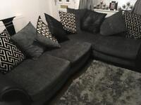 Stunning Shannon dfs sofa and chair Ex Con
