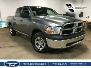2009 Dodge Ram 1500 Cloth Seats, Air Conditioning