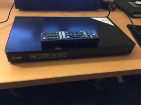 LG 3D network Bluray/DVD player (BP540S)