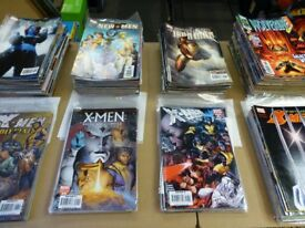 Marvel Comics for sale excellent condition very large quantity.