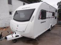 2012 SWIFT LIFESTYLE 6BERTH (MAZE CARAVANS)