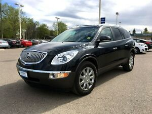 2012 Buick Enclave CXL Leather AWD 7 Passenger Option *Backup Ca