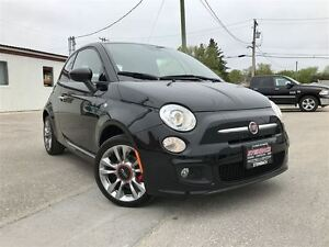 2014 Fiat 500 Sport | BLUETOOTH | HEATED SEATS |