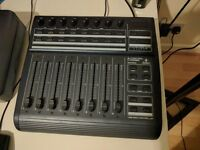 Behringer BCF2000 MIDI Fader USB Controller/Workstation - Great Condition!