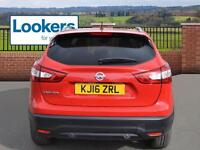 Nissan Qashqai N-CONNECTA DCI (red) 2016-08-11