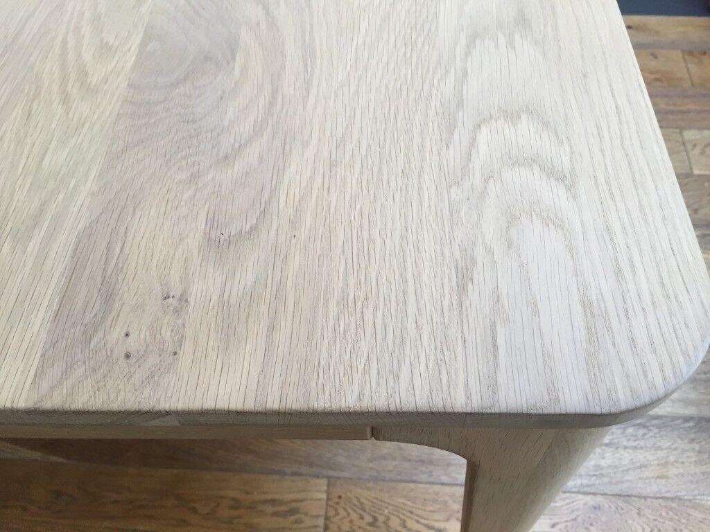 ffef025e98b3 Ebbe Gehl for John Lewis Mira 4-8 Seater Extending Dining Table   in ...