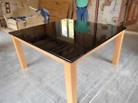 Table, removable top