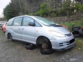 BREAKING TOYOTA PREVIA -- NO TEXTS PLEASE - NEWRY / ARMAGH