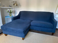 MADE 3 seater chaise sofa
