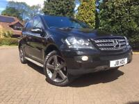 Mercedes-Benz ML320 10 Edition 3.0 CDI Sport Automatic 7G-Tronic Diesel 2008