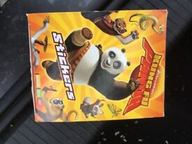 Kung po panda stickers for sale