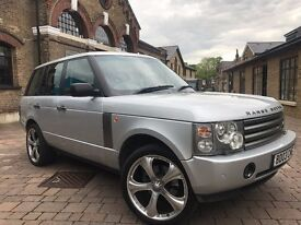 RANGE ROVER VOUGE 4.4 V8 AUTO **109K MILES ONLY**FULL SERVICE HISTORY**